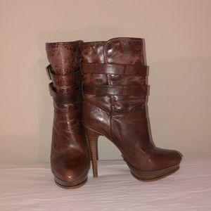 "Michael Kors ""Mae"" booties size 7"